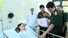 Cơ quan Tổng cục Chính trị tiếp tục thực hiện có hiệu quả các hoạt động Đền ơn đáp nghĩa