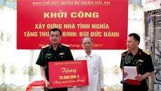 Ban Chỉ huy quân sự quận Hải An/Bộ Chỉ huy quân sự thành phố Hải Phòng thực hiện có hiệu quả chính sách người có công với cách mạng