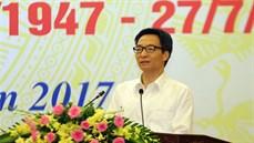Bộ Lao động - Thương binh và Xã hội tổ chức Hội nghị triển khai Chỉ thị số 14-CT/TW ngày 19/7/2017 của Ban Bí thư Trung ương Đảng và Tổng kết các hoạt động kỷ niệm 70 năm Ngày Thương binh - Liệt sĩ