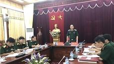 Quân khu 1 tổ chức xét duyệt, thẩm định hồ sơ theo Quyết định số 49/2015/QĐ-TTg ngày 14/10/2015 của Thủ tướng Chính phủ
