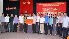 Kết quả thực hiện công tác chính sách và hoạt động Đền ơn đáp nghĩa của lực lượng vũ trang Thủ đô Hà Nội trong năm 2017