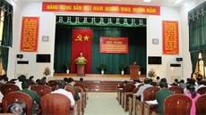 Ban Chỉ đạo 24 tỉnh Đắk Lắk tổ chức Hội nghị sơ kết 2 năm thực hiện Quyết định số 49/2015/QĐ-TTg của Thủ tướng Chính phủ