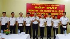 Bộ Tư lệnh Vùng 1 Hải quân thực hiện có hiệu quả công tác chính sách đối với Quân đội, hậu phương Quân đội và hoạt động Đền ơn đáp nghĩa