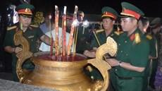 Sư đoàn Bộ binh 330/Quân khu 9 tích cực chăm lo đời sống vật chất tinh thần đối với cán bộ, chiến sĩ và đối tượng chính sách
