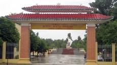 Nâng cấp, cải tạo Khu Lưu niệm Trường Sĩ quan Lục quân 2