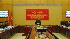 Ban Chỉ đạo 24 Quân khu 2 tổ chức hội nghị sơ kết 02 năm thực hiện  Quyết định số 49/2015/QĐ-TTg của Thủ tướng Chính phủ