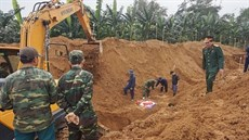 Phát hiện, quy tập 09 hài cốt liệt sĩ tại thị xã Quảng Trị, tỉnh Quảng Trị
