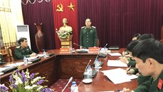 Quân khu 1 đẩy nhanh tiến độ thực hiện Quyết định số 49/2015/QĐ-TTg của Thủ tướng Chính phủ