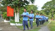 Đội K93, Bộ CHQS tỉnh An Giang kết thúc đợt 1 công tác tìm kiếm, quy tập hài cốt liệt sĩ tại Campuchia