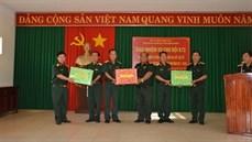 Bộ Chỉ huy quân sự tỉnh Bình Phước tổ chức Lễ giao nhiệm vụ cho Đội K72