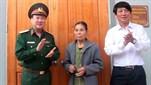 Viện Chiến lược Quốc phòng bàn giao nhà tình nghĩa cho cựu thanh niên xung phong tại Nghĩa Đàn