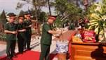 Tỉnh Nghệ An tổ chức Lễ truy điệu và an táng 98 hài cốt liệt sĩ quân tình nguyện và chuyên gia Việt Nam hy sinh tại Lào