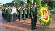 Kết quả công tác chính sách và hoạt động Đền ơn đáp nghĩa 06 tháng đầu năm 2018 của lực lượng vũ trang Quân khu 9