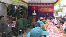 Bộ CHQS tỉnh Ninh Bình/Quân khu 3 khởi công xây dựng nhà tình nghĩa tặng gia đình chính sách trên địa bàn