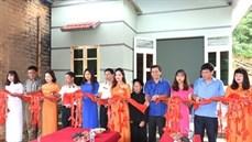 Cục Kỹ thuật Hải quân trao nhà tình nghĩa tặng gia đình chính sách tại thành phố Lạng Sơn