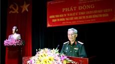 """Bộ Tư lệnh Quân khu 3 phối hợp tổ chức Phát động chương trình nhắn tin """"Tri ân liệt sĩ"""""""