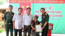 Học viện Quân y tổ chức các hoạt động Đền ơn đáp nghĩa tại tỉnh Quảng Trị