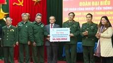 Kết quả thực hiện công tác chính sách và hoạt động Đền ơn đáp nghĩa của Tập đoàn Công nghiệp - Viễn thông Quân đội trong 6 tháng đầu năm 2018