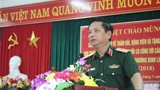 Đoàn công tác Quân khu 4, thăm, tặng quà các đối tượng chính sách trên địa bàn tỉnh Thanh Hóa