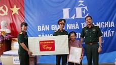 Hoạt động Đền ơn đáp nghĩa của một số đơn vị trong toàn quân nhân dịp kỷ niệm 71 năm Ngày Thương binh - Liệt sĩ