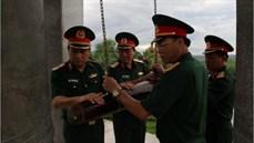 Bộ Tư lệnh Quân khu 2 tổ chức tri ân các anh hùng liệt sĩ, đối tượng chính sách và người có công với cách mạng