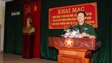 Cơ quan Tổng cục Kỹ thuật tổ chức hoạt động Đền ơn đáp nghĩa kỷ niệm 71 năm Ngày Thương binh - Liệt sĩ