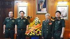 Toàn quân thực hiện có hiệu quả hoạt động công tác chính sách nhân dịp kỷ niệm 71 năm Ngày Thương binh - Liệt sĩ