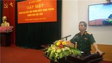 Bộ Quốc phòng gặp mặt Đoàn đại biểu Cựu thanh niên xung phong chiến khu Việt Bắc